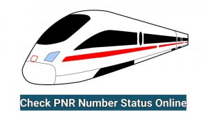 pnr status check for railway ticket reservation