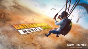 Battlegrounds mobile india android mobile game