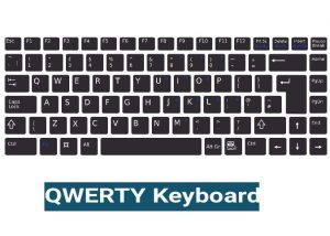 QWERTY Keyboard in hindi