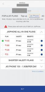 jio phone me my jio app se recharge kaise kare